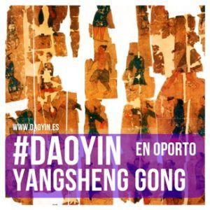 Cursos de Daoyin Yangsheng Gong en Oporto