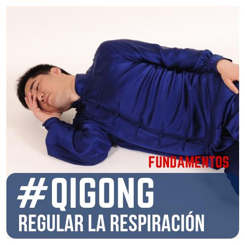 Practicar Qigong: regular la respiración