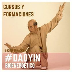 Formación en Daoyin Bioenergético