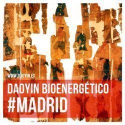 Daoyin Bioenergético formación en Madrid