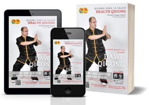 Dawu Qigong estará disponible como libro de tapa blanda y e-book (en AMAZON) y como curso de acceso online (en daoyinqigongonline), en breve.